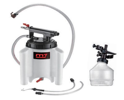 Pneumatic Brake Extractor (3L) & Refilled (1L) Kit