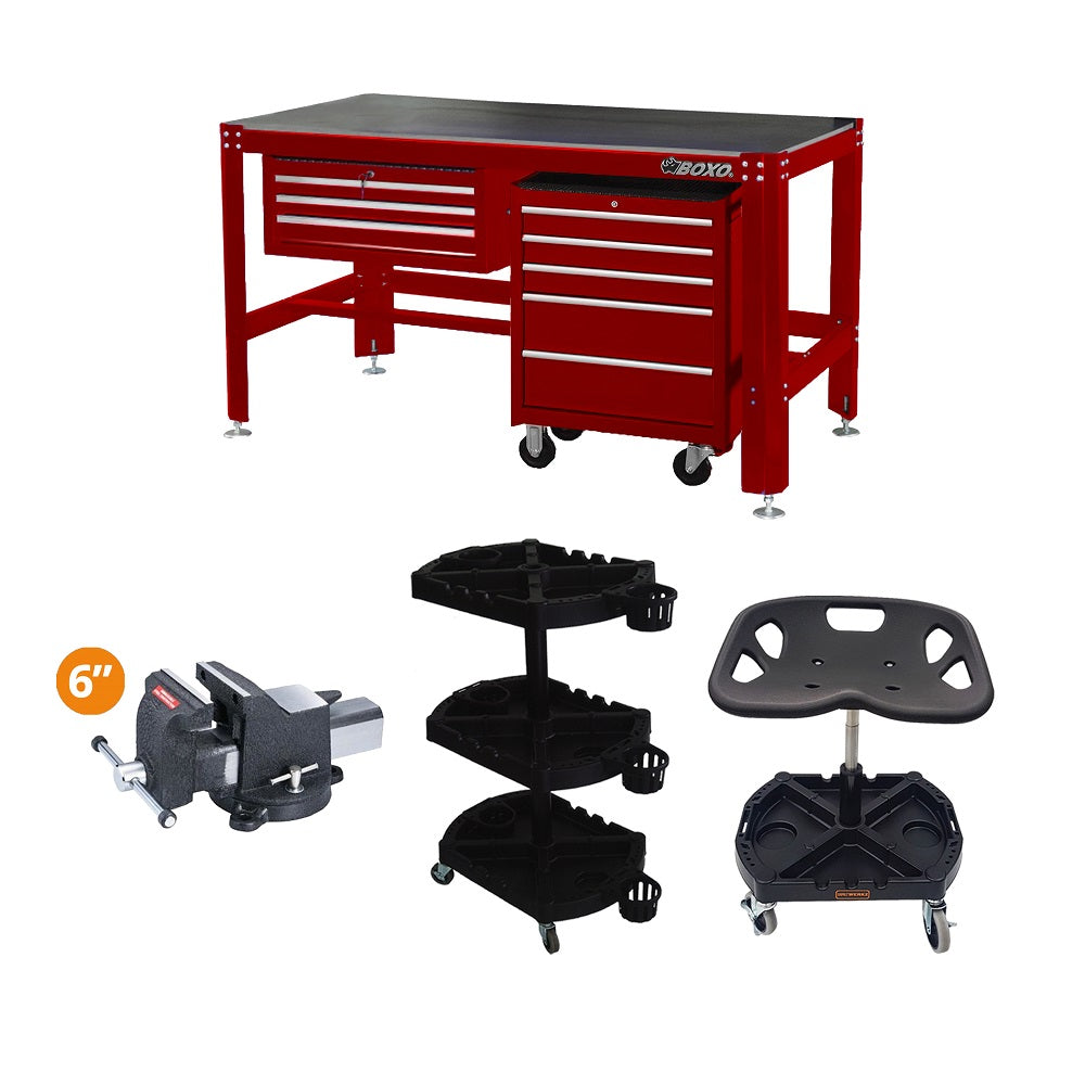 Motorbike Workshop Bundle Set IIII