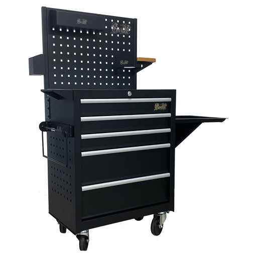 "22"" Tattoo Trolley With 5 Drawer Cabinet - SIMZ Werkz"