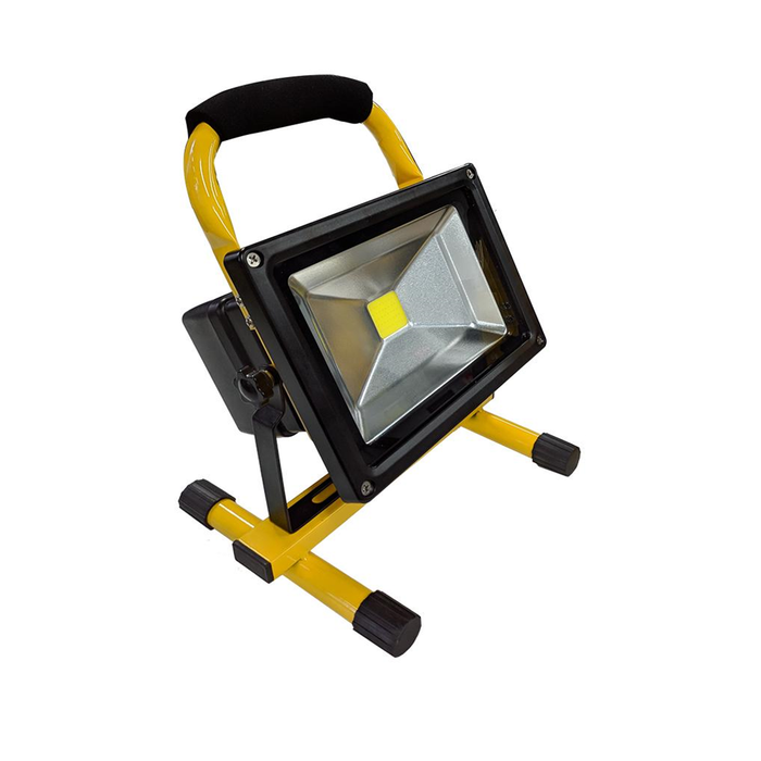 Rechargeable Portable Flood LED Light - SIMZ Werkz
