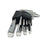 9pcs Hex Key Wrench Set w/ Mirror Finish - SIMZ Werkz