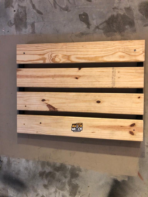 Wooden Wall w/o Rack (90 x 65cm)