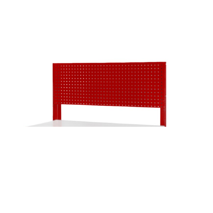 Back Panel with 9mm Square Holes (Red Color) - SIMZ Werkz