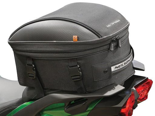 Commuter Touring Motorcycle Tail/Seat Bag
