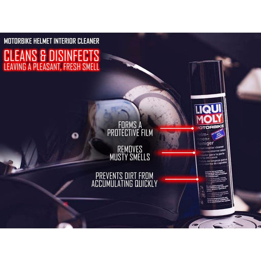 Motorbike Helmet Interior Cleaner - 300ml
