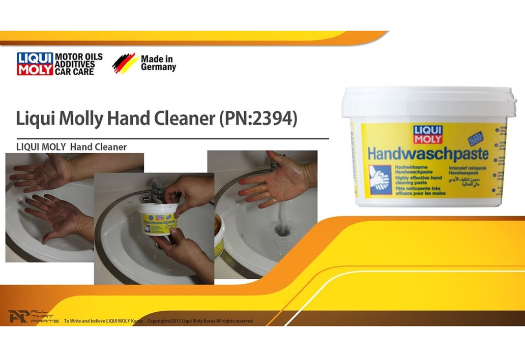 Hand Cleaning Paste - 500ml