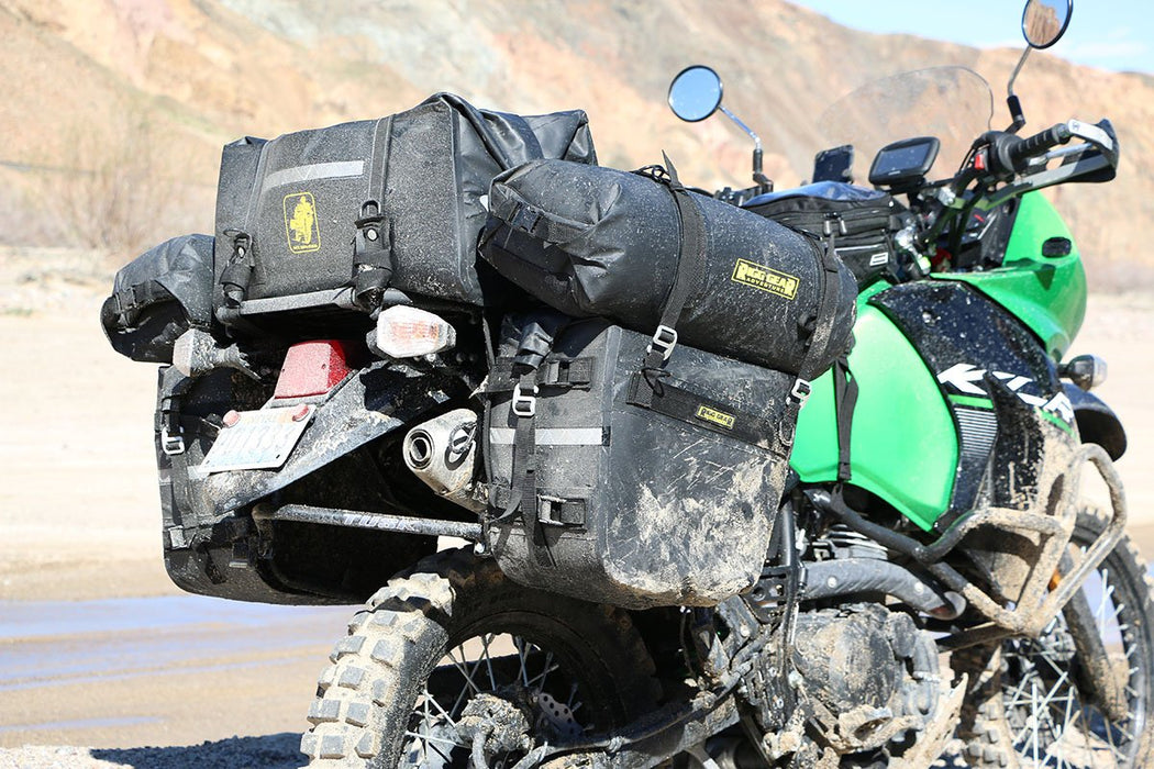 Sierra Dry Saddlebags