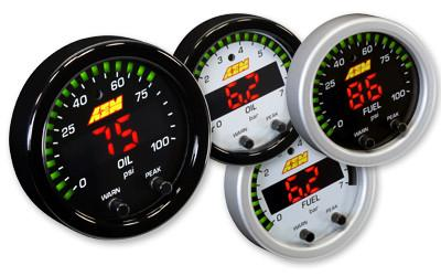 AEM X-Series Performance Gauges/Meters (52mm) - All Models
