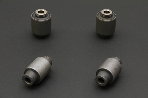 Hardrace Hardened Rubber Rear Upper Arm Bushes (4pc Set) - Lexus IS200/IS300, Toyota JZX90/JZX100 98-05