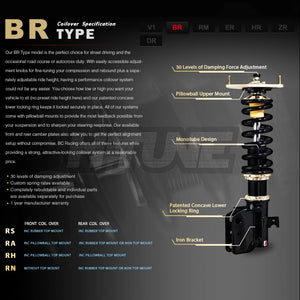 BC Racing Performance Coilovers (IS200)