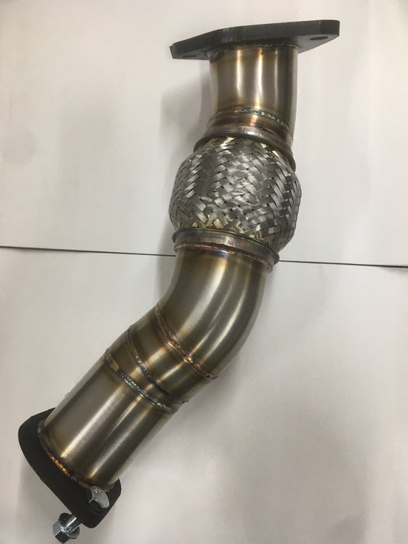 JZX100/110 Decat downpipe