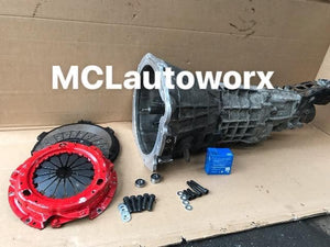 JZ Gearbox Adaptor Kit