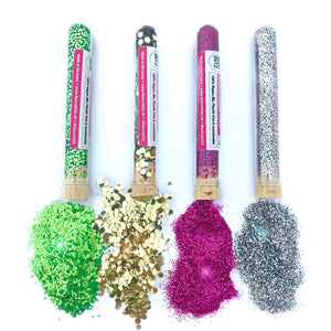 """Crazy Mermaid"" Bio Glitter Set"