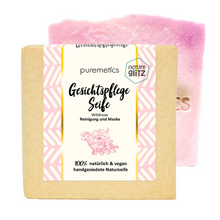 "Gentle Face Cleansing Soap ""Rosé"""