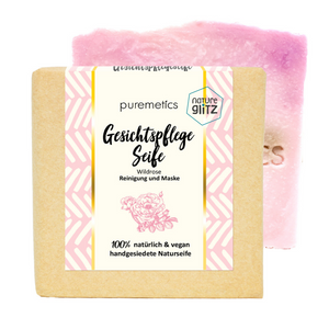 GENTLE FACE CLEANSING SOAP ROSÉ
