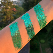 Electric Green Bio Glitter