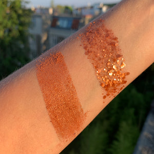 TAN ANTIQUE ROME BIO GLITTER