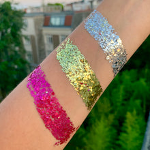 LET'S GO TO TOMORROWLAND BIO GLITTER SET