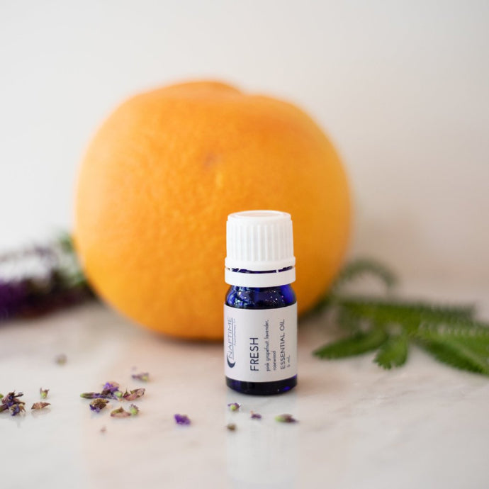 Fresh Pure Essential Oil Blend