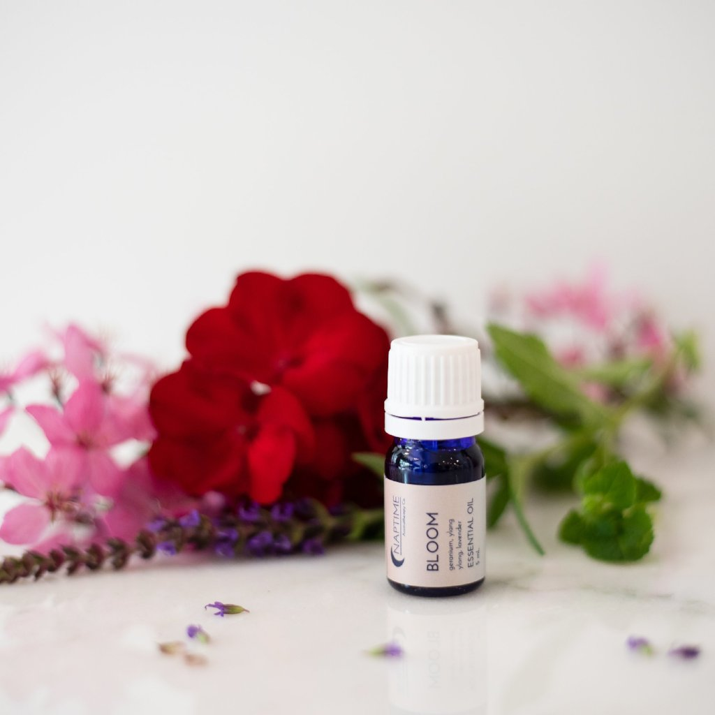 Bloom Pure Essential Oil Blend