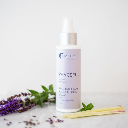 Peaceful Aromatherapy Linen & Body Spray