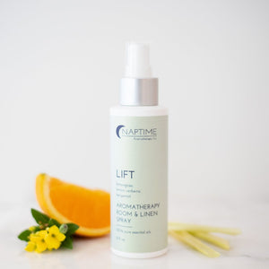 Lift Aromatherapy Linen & Body Spray