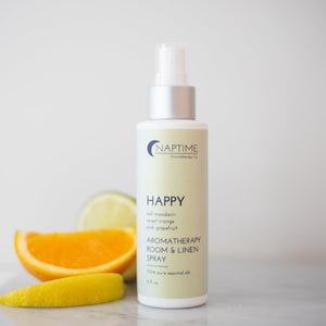 Happy Aromatherapy & Linen Spray