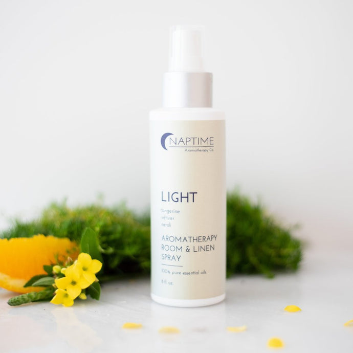 Light Aromatherapy Linen & Body Spray