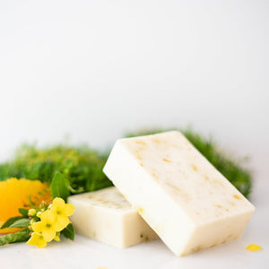 Light Aromatherapy Bar Soap