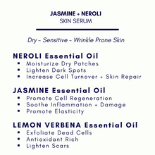 Neroli and Jasmine Essential Oil Facial Serum