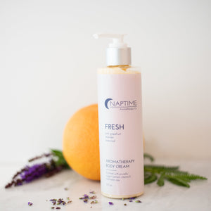 Fresh Aromatherapy Body Cream