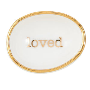 Loved Ring Dish