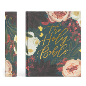 ESV BIBLE :HOLLIS  THEME (GOLD) Hosanna Revival