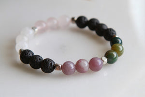 Fair Stackable Diffuser Bracelet
