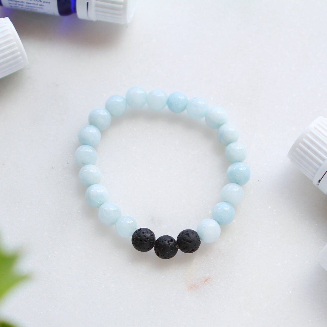 At the Lake Diffuser Bracelet