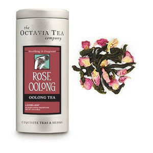 Rose Oolong Tea Tin