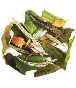 Ginger Peach Organic White Tea
