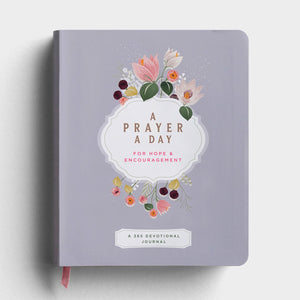A Prayer A Day 365 devotional journal