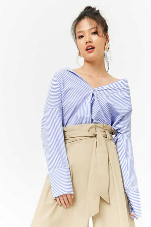 ZARA Lining Full Sleeve Shirt