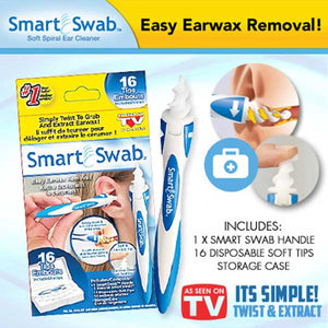 Smart Swab Ear Wax Removal