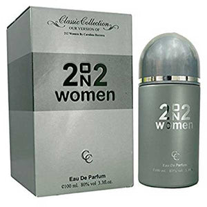 2 One 2 Women Fragrance- 100ml
