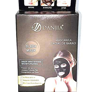 Danjia Black Mask