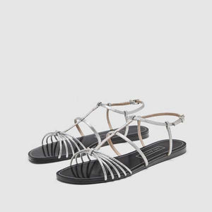 Modish Sleek Sandals- M028