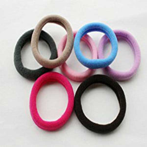 Pack of 6 Hair Poney- 01