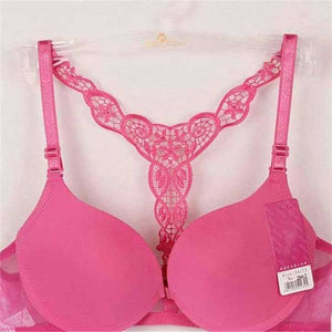 Lace Push Up Bra -KH040