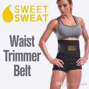 Waist Trimmer Belt- Sweet Sweat