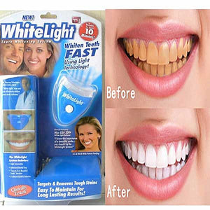 White Light- Teeth Whitening