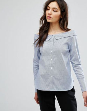 Sleek Design Full Sleeve Shirt