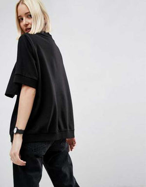 ZARA Front Design Top
