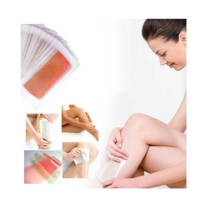Honey Wax Hair Removal Cold Wax Strips-6'S